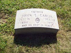 John Elmer Carlin