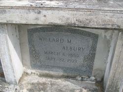 Willard Martin Albury
