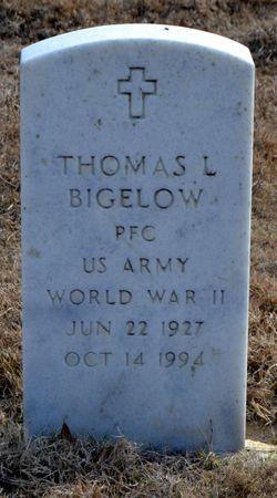 Thomas L Bigelow