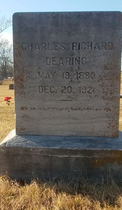 "Charles Richard ""Dick"" Dearing"