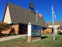 Saint Marys Episcopal Church Columbarium