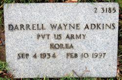 Darrel Wayne Adkins