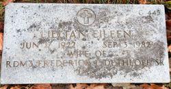 Lillian Eileen <I>Purkapile</I> Dethloff
