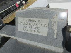 Ulyesse Boudreaux
