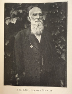 Col Ezra Eugenius Stickley