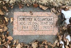 Dorothy M Quintana