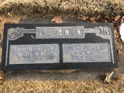 Gertrude Eleanor <I>Alcock</I> Newbold