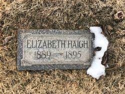 Phoebe Elizabeth Haigh