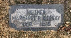 Margaret Ellen <I>Park</I> Mackay