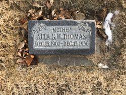 Alta Celia <I>Gudmundsen</I> Thomas