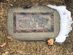 """Alfred """"Ted"""" Ekstedt"""