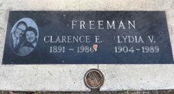 Lydia V. Freeman