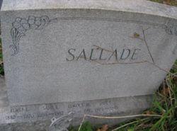 Elmer E Sallade