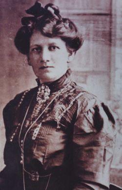 Ingeborg Andreasdatter <I>Elnes</I> Berg