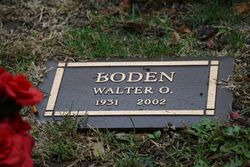 Walter Osgodby Boden