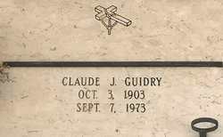 Claude J. Guidry