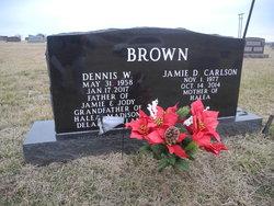 Dennis Wayne Brown