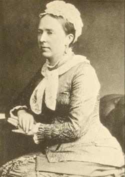 Margaret Isabella <I>Balfour</I> Stevenson