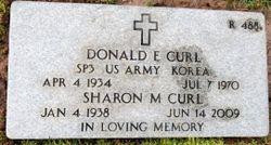 Donald Eugene Curl