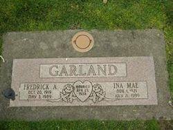 Fredrick Alvin Garland