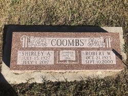 Shirley Arlene <I>Rosenberger</I> Coombs