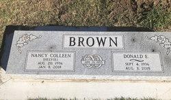 Nancy Colleen <I>Helvie</I> Brown
