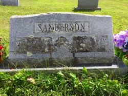 Eloise Rebecca <I>Dana</I> Sanderson