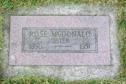 Rose Viola Jane <I>Loop</I> McDonald