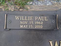 Willie Paul Walker 1962 2010 Find A Grave Memorial