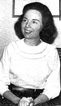 Dr Joan Mary Fitz Gibbons