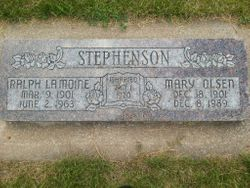 Ralph LaMoine Stephenson