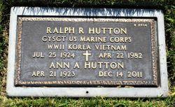 Ralph Raymond Hutton