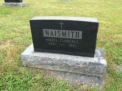 Mabel Florence <I>Williams</I> Naismith