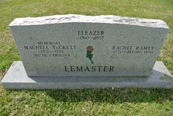 Machell <I>Tackett</I> Lemaster