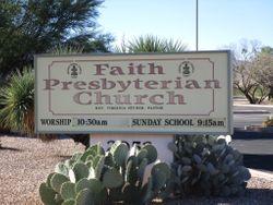 Faith Presbyterian Church Memorial Garden