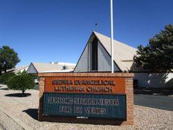Sierra Evangelical Lutheran Church Columbarium