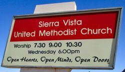 Sierra Vista United Methodist Church Columbarium