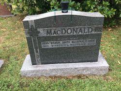 Wilbur Smith MacDonald