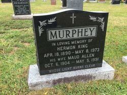 Maud <I>Allen</I> Murphey