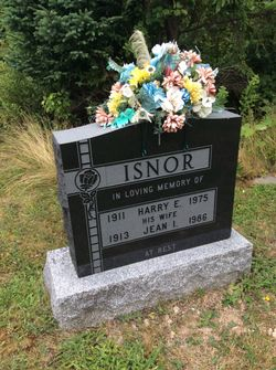 Jean I Isnor