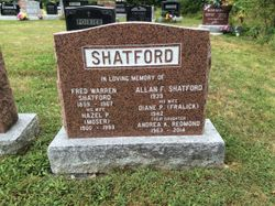 Fred Warren Shatford