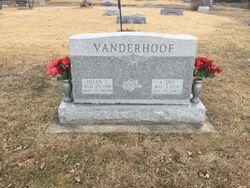 Helen Lucille <I>Hallett</I> Vanderhoof