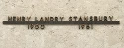 Henry Landry Stansbury