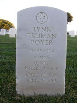 Lynn Truman Boyer
