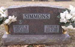 Virgess Simmons