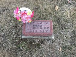 Cheryl Marlene Barnes