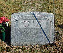 Joseph Keith Dague