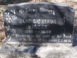 Jane Catherine <I>Eelink</I> Ebbers