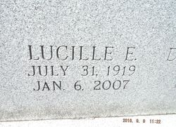 Lucille Emily <I>Tucker</I> Smith