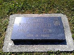 Leonard Broomfield